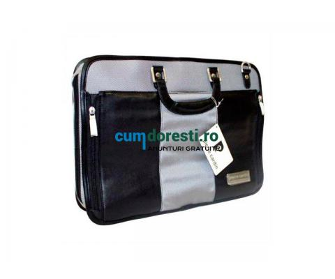 Servietă pentru Laptop STAY MEDIA Montmartre Pierre Cardin 15.6""