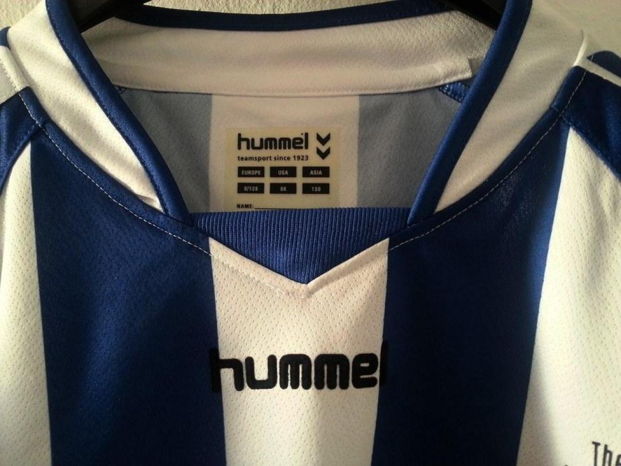 Tricou Hummel Stay Authentic,NOU,8,baieti