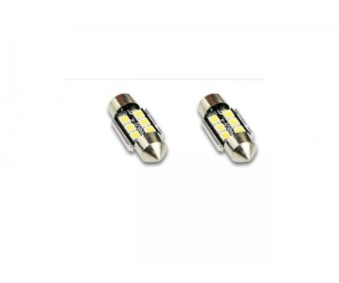 D90CHNBBM Led sofit 6 smd 41mm CAN