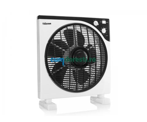 Ventilator Tropical Alb/Negru Tristar VE5996 50W