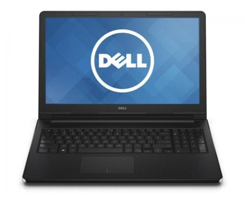 "Laptop DELL, INSPIRON 15-3552, DualCore , 1.60 GHz, HDD: 320 GB, RAM: 4 GB, webcam, BT, 15.6"" LCD (W"