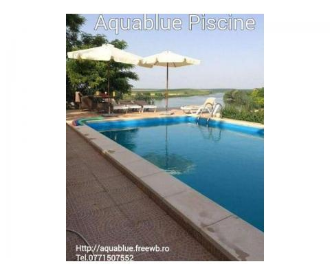 Constructor Piscine - Aquablue