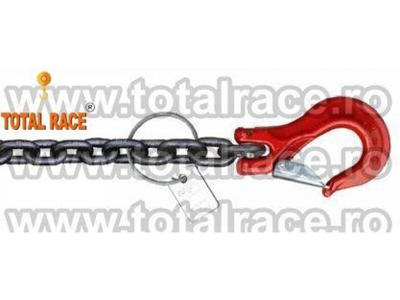 Sistem complet lant ancorare 10 mm